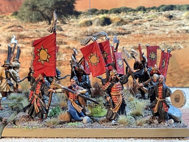 Sauron et ses 10 Armées - L' Armée de L'Immortel - Fin - Page 6 Img_7715