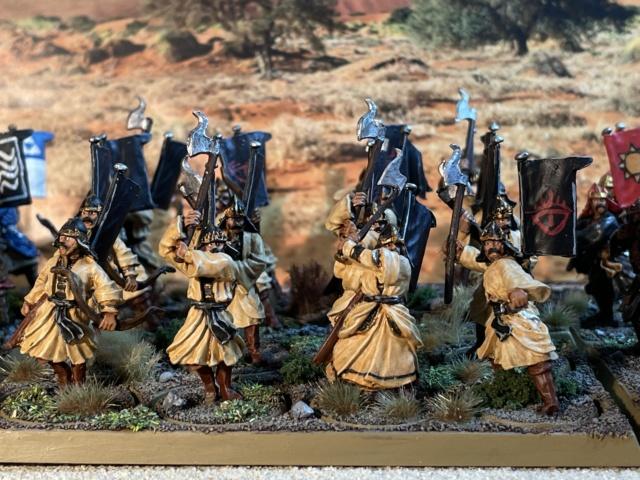 Sauron et ses 10 Armées - L' Armée de L'Immortel - Fin - Page 6 Img_7716