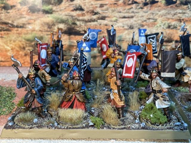 Sauron et ses 10 Armées - L' Armée de L'Immortel - Fin - Page 6 Img_7718