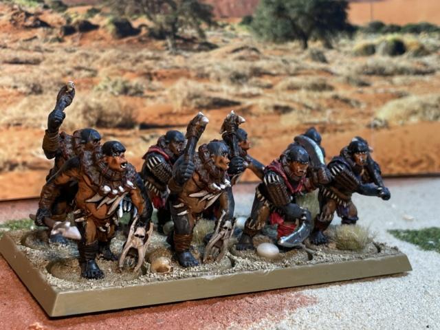 Sauron et ses 10 Armées - L' Armée de L'Immortel - Fin - Page 6 Img_7724