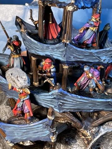 Sauron et ses 10 Armées - L' Armée de L'Immortel - Fin - Page 6 Img_7836