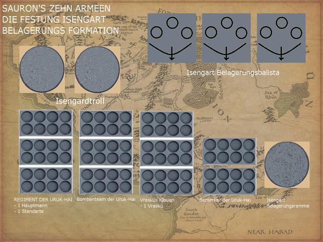 Sauron et ses 10 Armées - L' Armée de L'Immortel - Page 3 Isenga10