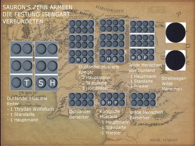 Sauron et ses 10 Armées - L' Armée de L'Immortel - Page 3 Isenga13