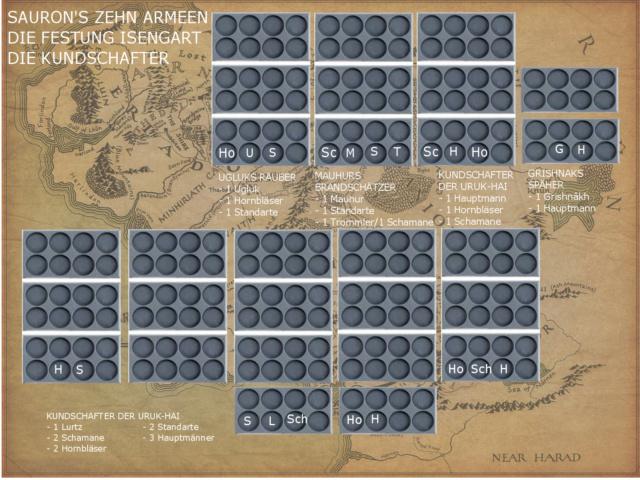 Sauron et ses 10 Armées - Update - Page 4 Isenga14