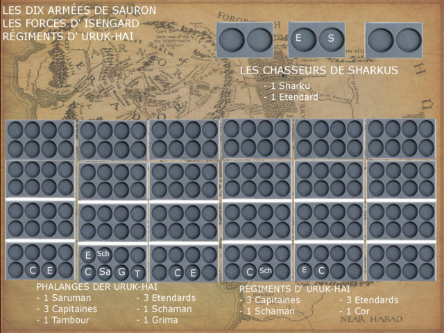 Sauron et ses 10 Armées - Update - Page 4 Isenga17