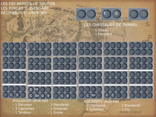 Sauron et ses 10 Armées - L' Armée de L'Immortel - Page 5 Isenga18