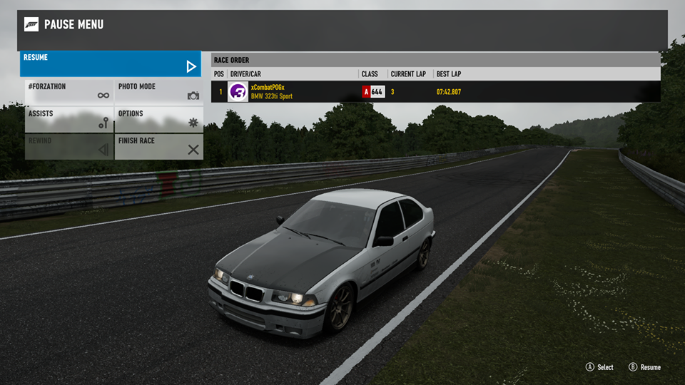 FM7 Time Attack | 300 HP (FWD/RWD/AWD) - Nordschleife 54729710