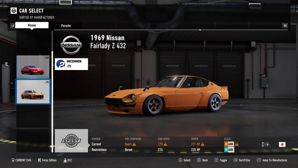 FM7 Time Attack | B Class (FWD/RWD/AWD) - Road America 71695310