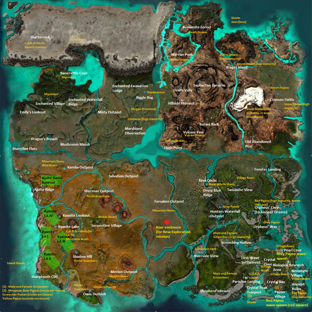 Mapas de Calypso - Localizações  - Página 2 Ni10