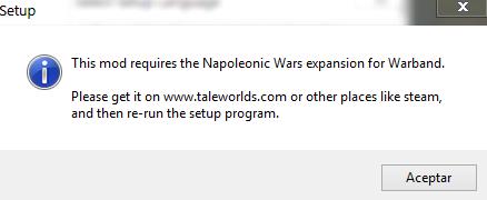 Ayuda Iron Europe no detecta Napoleonic Wars Captur10
