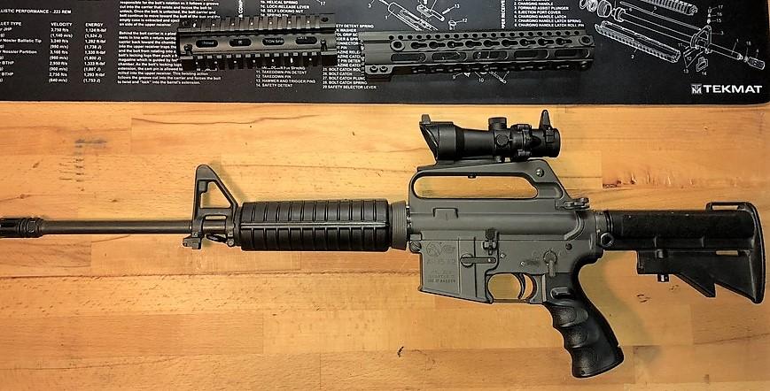 Question Colt AR15 A2 54945_11