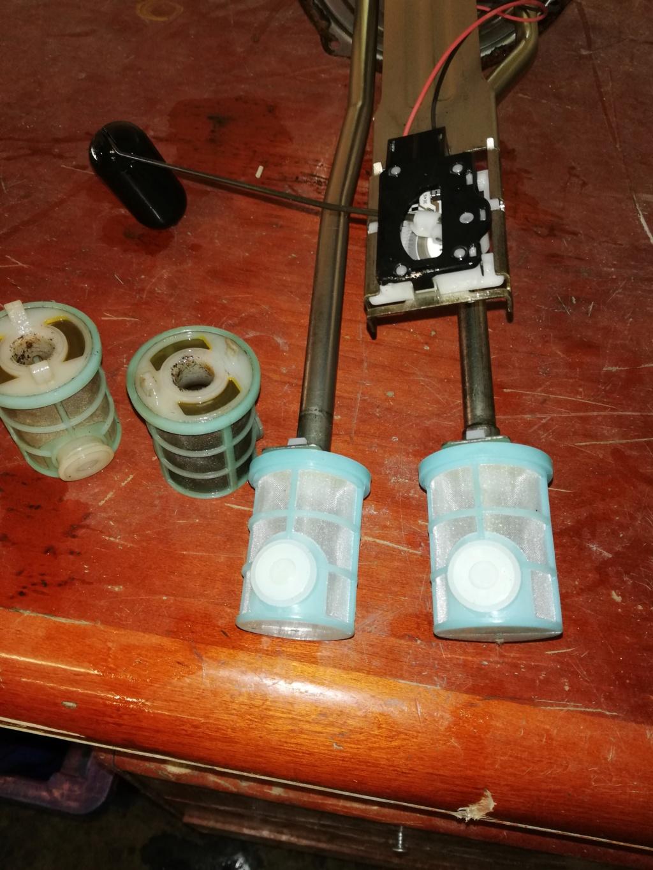 Замена топливного фильтра в баке поджеро спорт 2,дизель  Img_2036