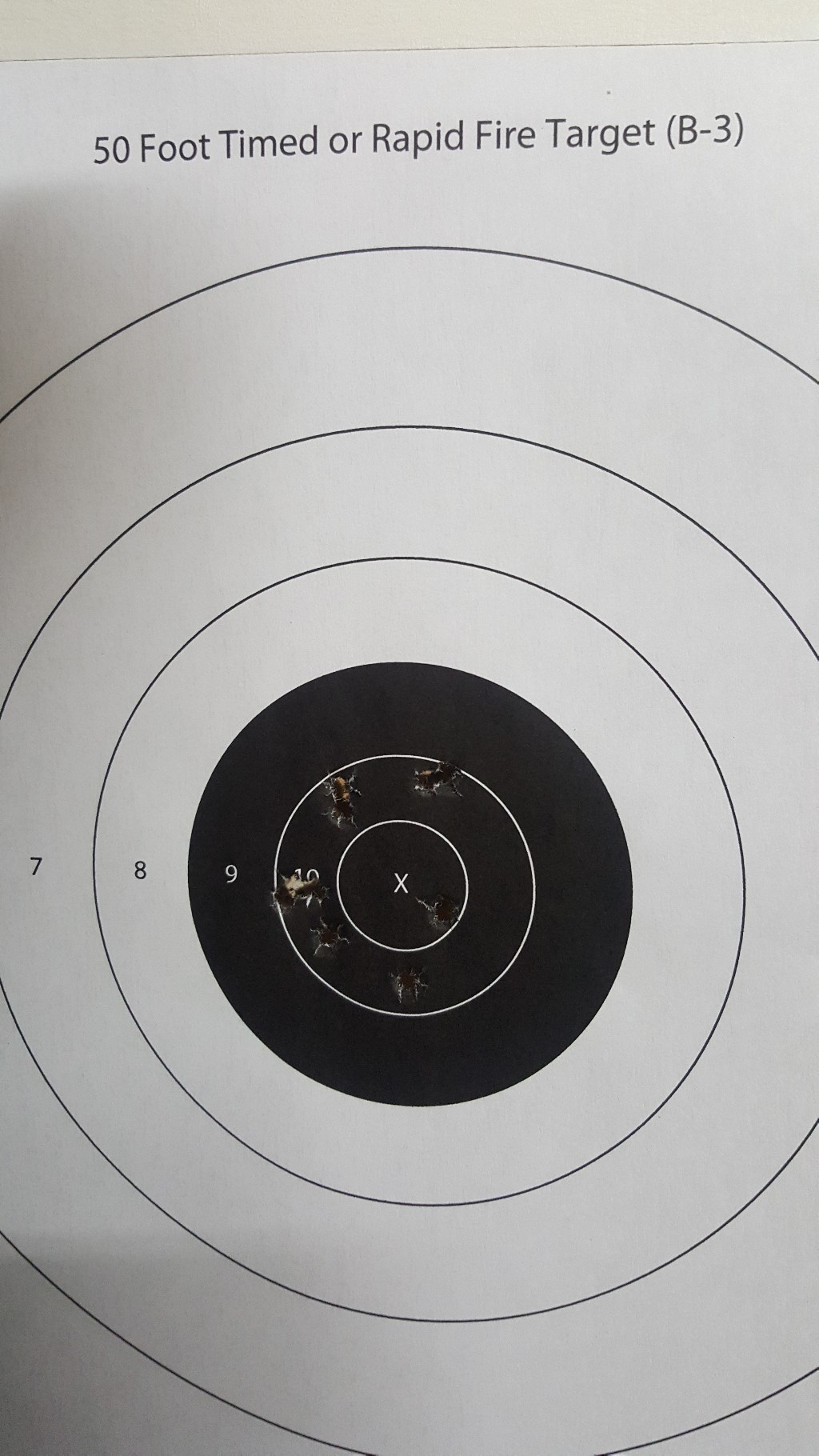 Show your targets. Any targets - For instance, First target, or one that shows progress, etc. - Page 3 20181110