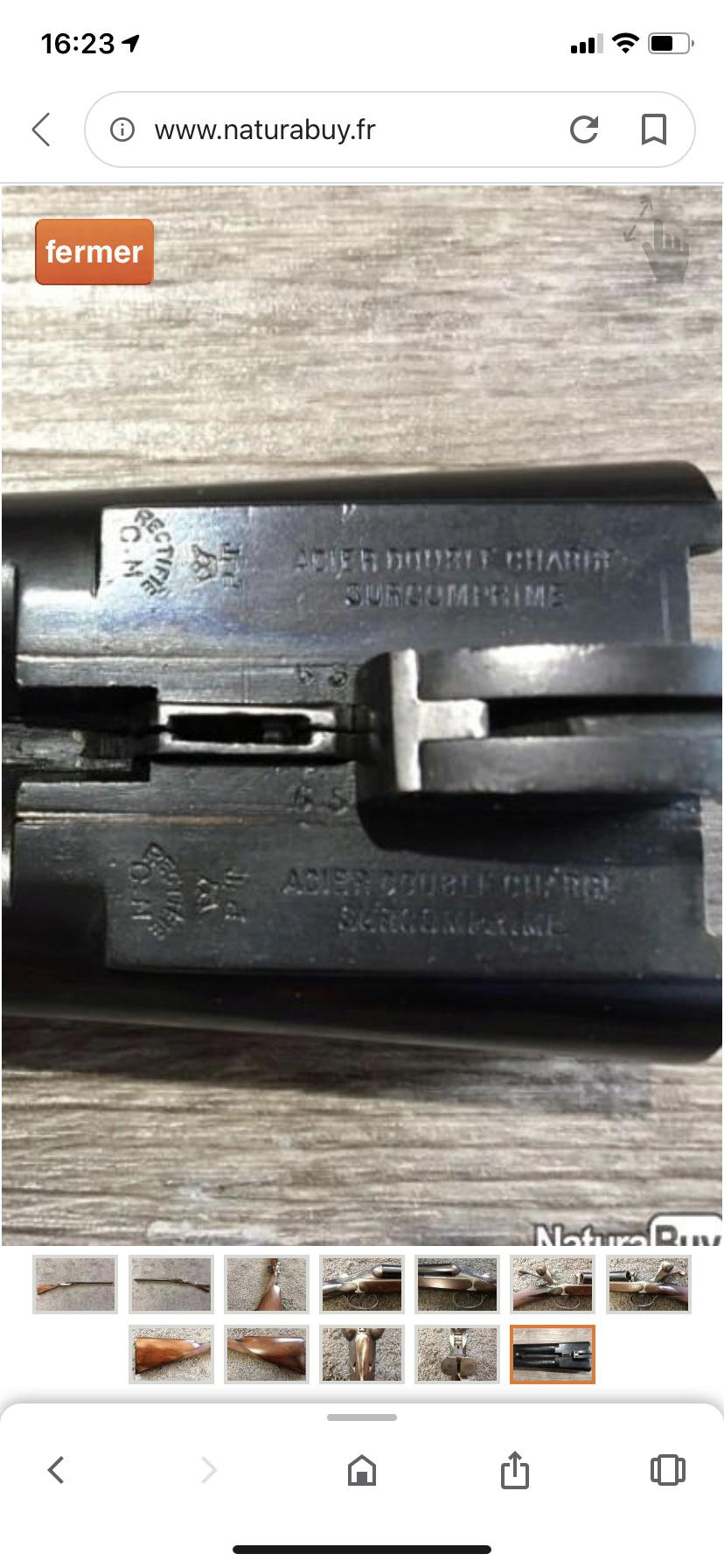 fusil halifax 63f47810