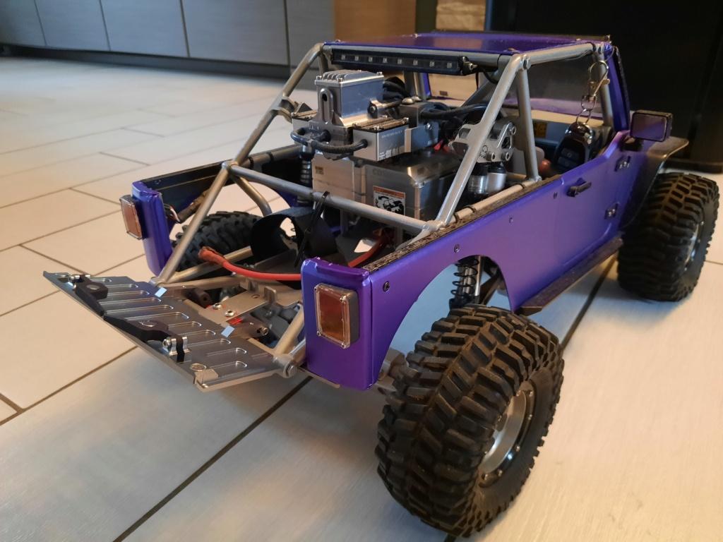 Jeep jkmax  20210410
