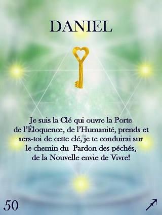 ANGE ARCHANGE DANIEL 50 5010