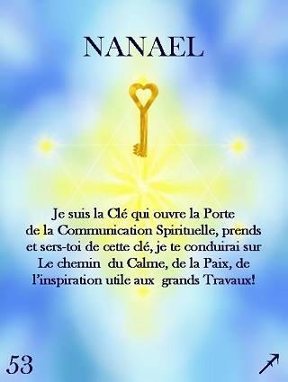 ANGE ARCHANGE NANAEL 53 5310