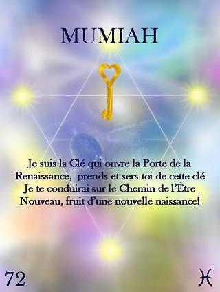 ange MUMIAH 72 7210