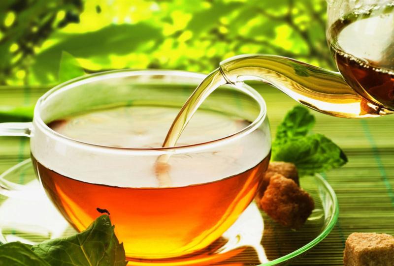 Чай Travja12