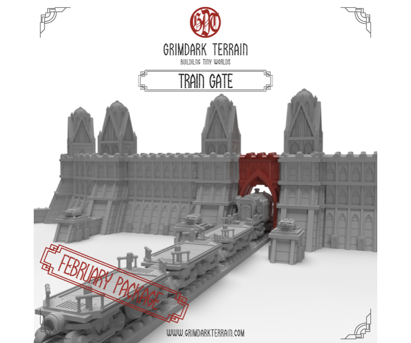 GrimdarkTerrain - superbes décors à imprimer compatibles AT Image013