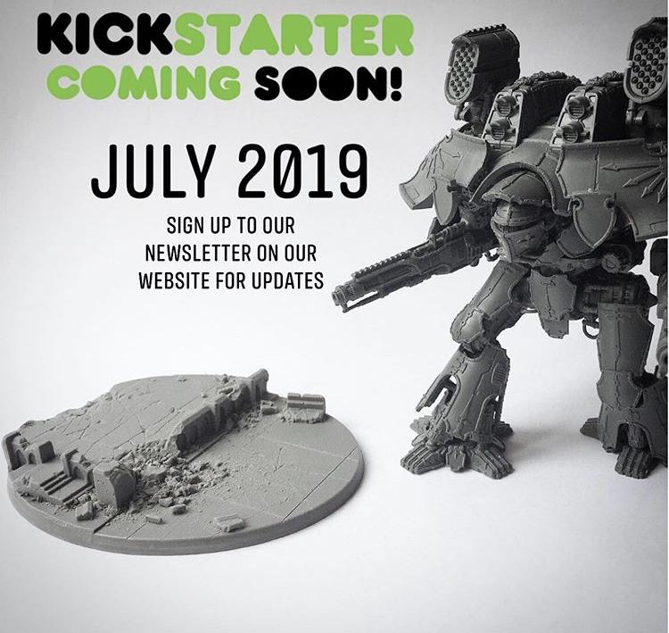 Kickstarter de socles résines pour AT en Juillet Image110