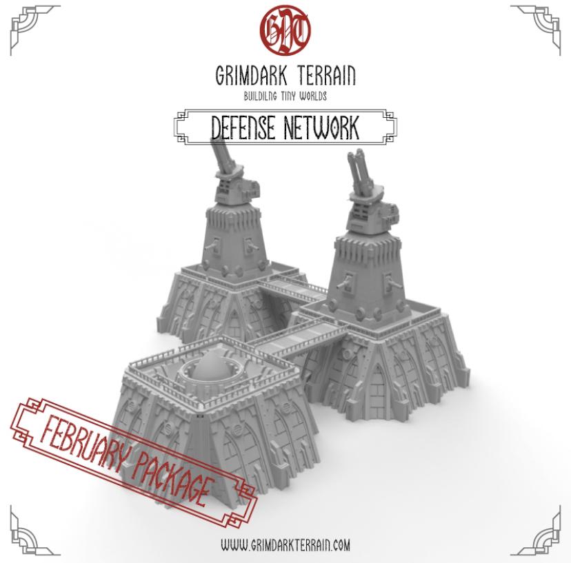 GrimdarkTerrain - superbes décors à imprimer compatibles AT Image212