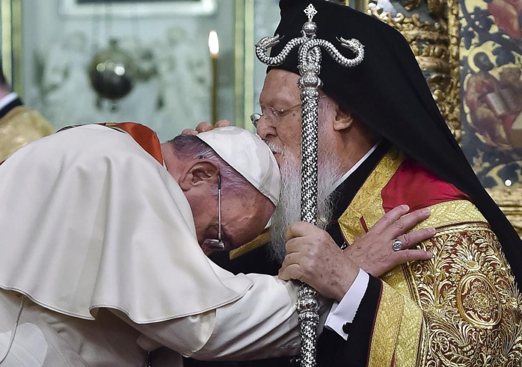 SE FIRMÓ EL MAYOR CISMA EN EL CRISTIANISMO EN MIL AÑOS Orto410