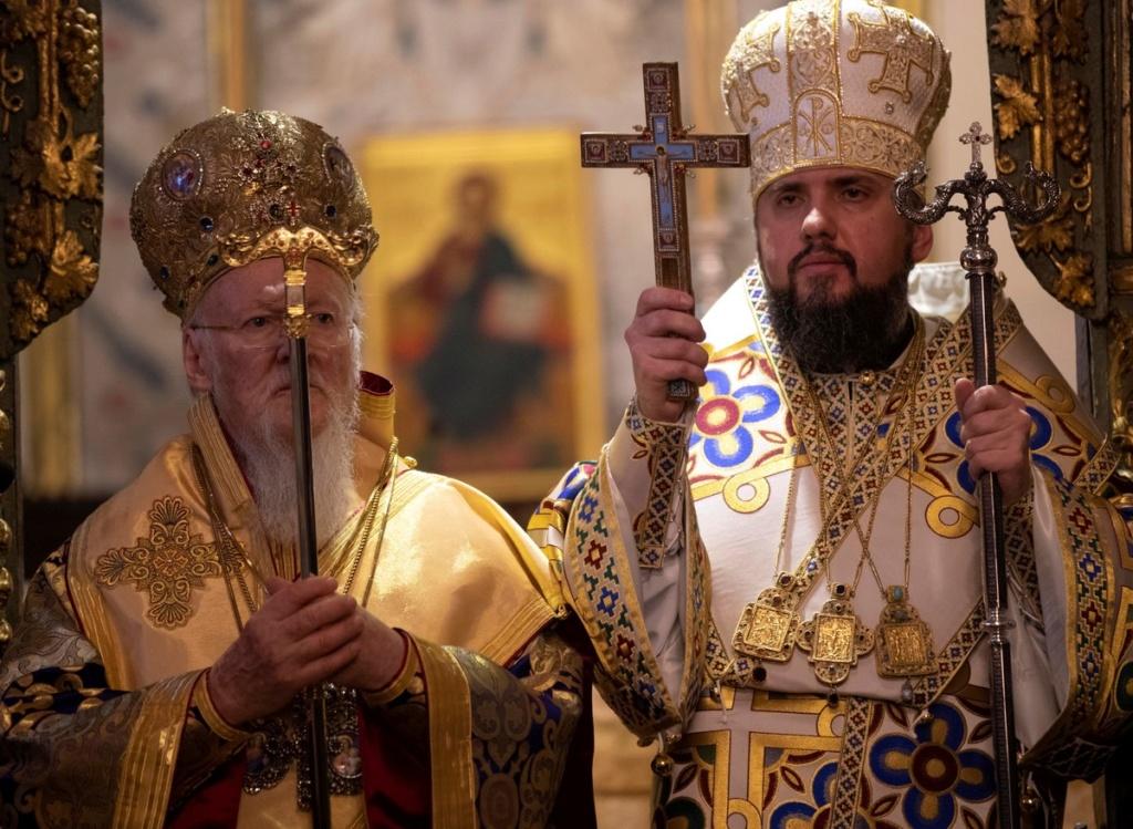 SE FIRMÓ EL MAYOR CISMA EN EL CRISTIANISMO EN MIL AÑOS Orto610