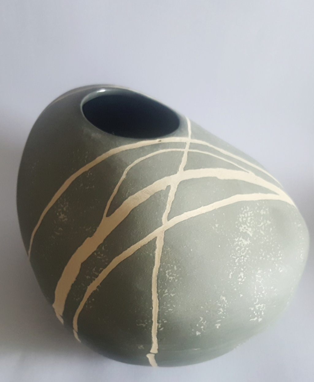 Geoff James, Fosters pottery 20200818