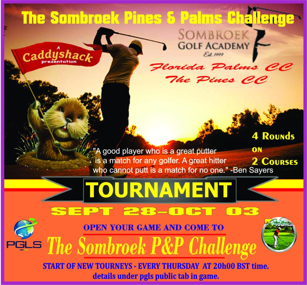 The Sombroek Pines & Palms Challenge Sombro10
