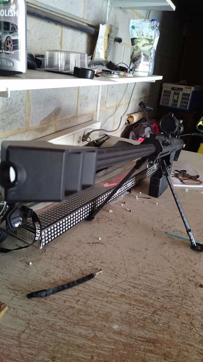 Navy SEALs M4A1  ACU King Arms et Barrett M82A1 AEG FULL METAL Noir Snow Wolf Dsc_0316