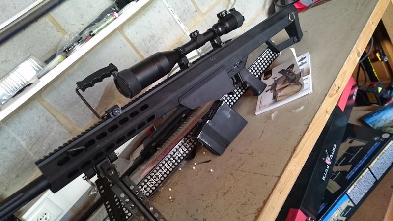 Navy SEALs M4A1  ACU King Arms et Barrett M82A1 AEG FULL METAL Noir Snow Wolf Dsc_0317