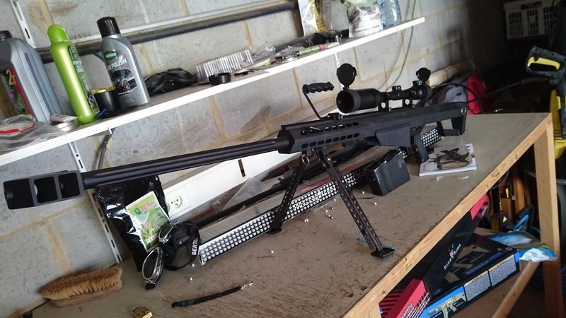 Navy SEALs M4A1  ACU King Arms et Barrett M82A1 AEG FULL METAL Noir Snow Wolf Dsc_0319