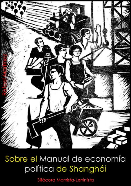 Sobre el manual de economía política de Shanghái; Rafael Martínez, 2006 Portad13