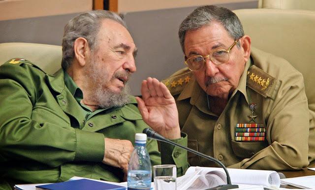 Cuba: En camino a la completa integración en la economía mundial; Bajo la Bandera del Marxismo, 2015 Raul-c10