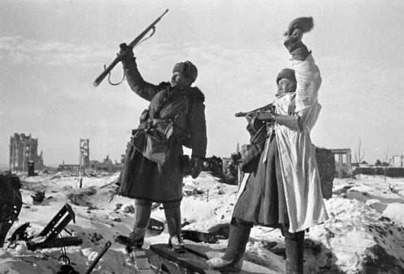 Que no os engañen: la II Guerra Mundial la ganaron los rusos; El Público, 2018 Soviet11