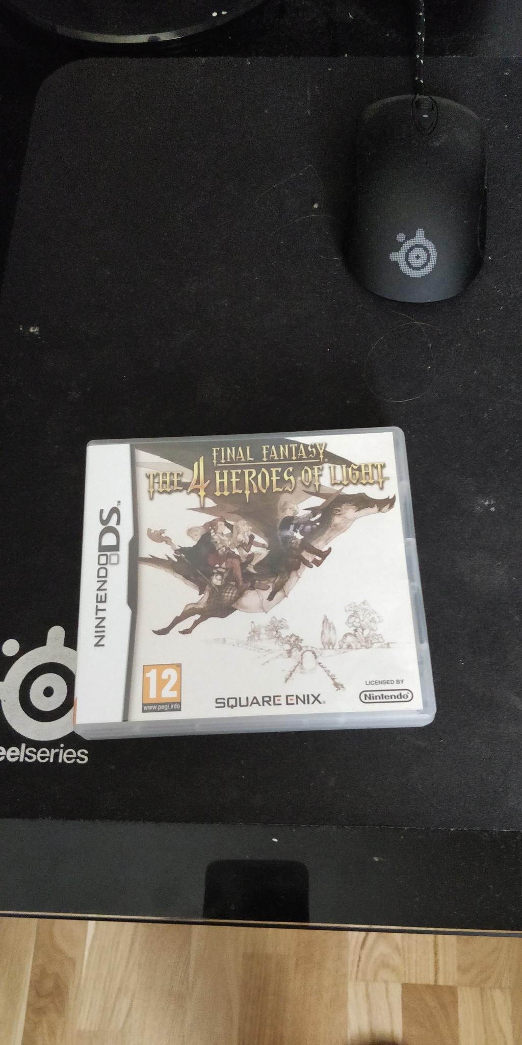 Projet de Full set Final Fantasy PAL FR 15290612