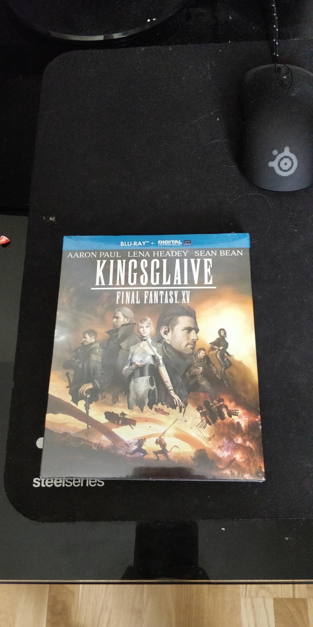 Projet de Full set Final Fantasy PAL FR 15290615