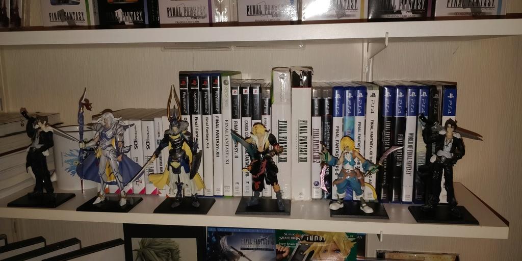 Projet de Full set Final Fantasy PAL FR 15294312