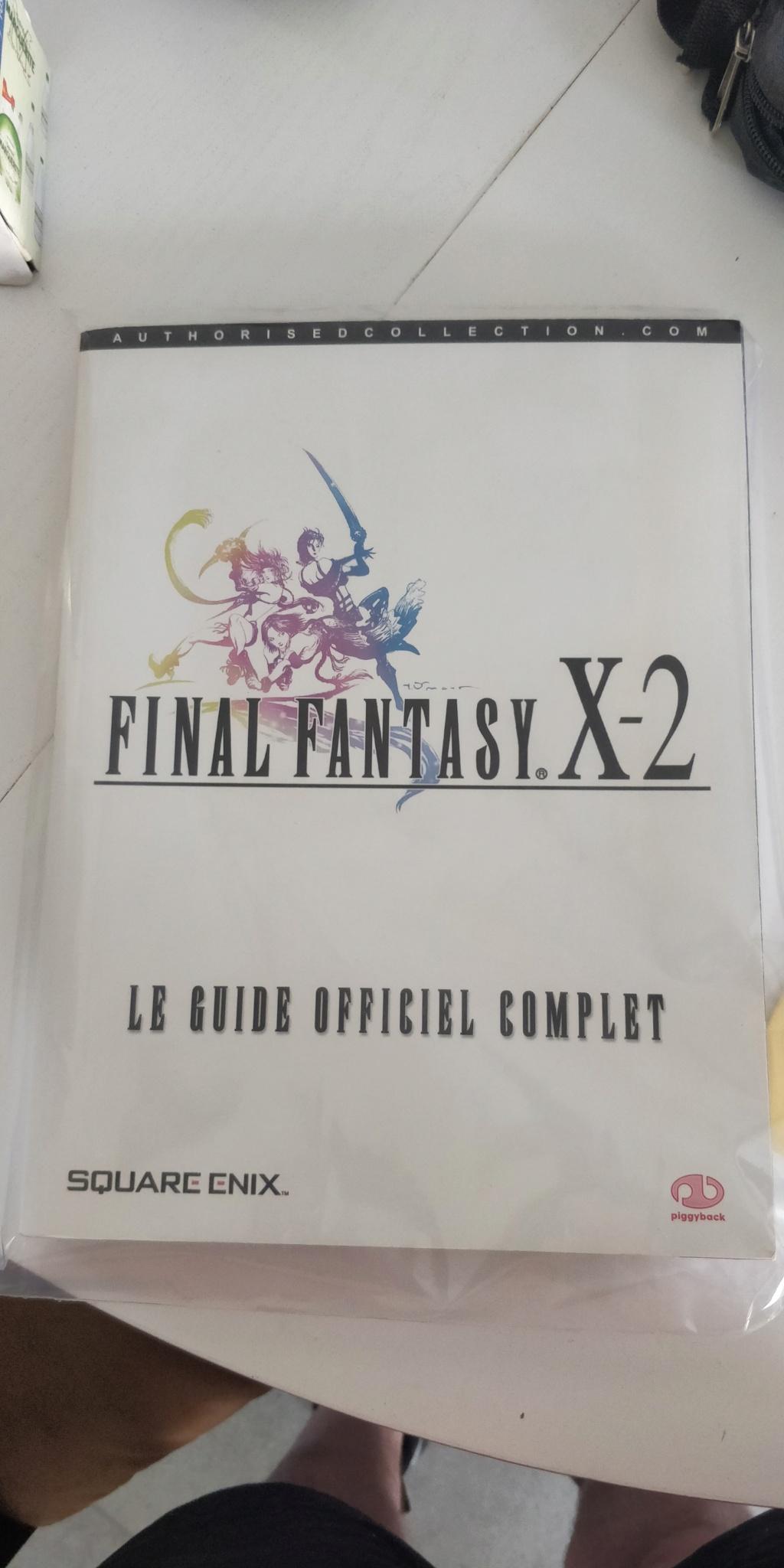 Projet de Full set Final Fantasy PAL FR 15297610