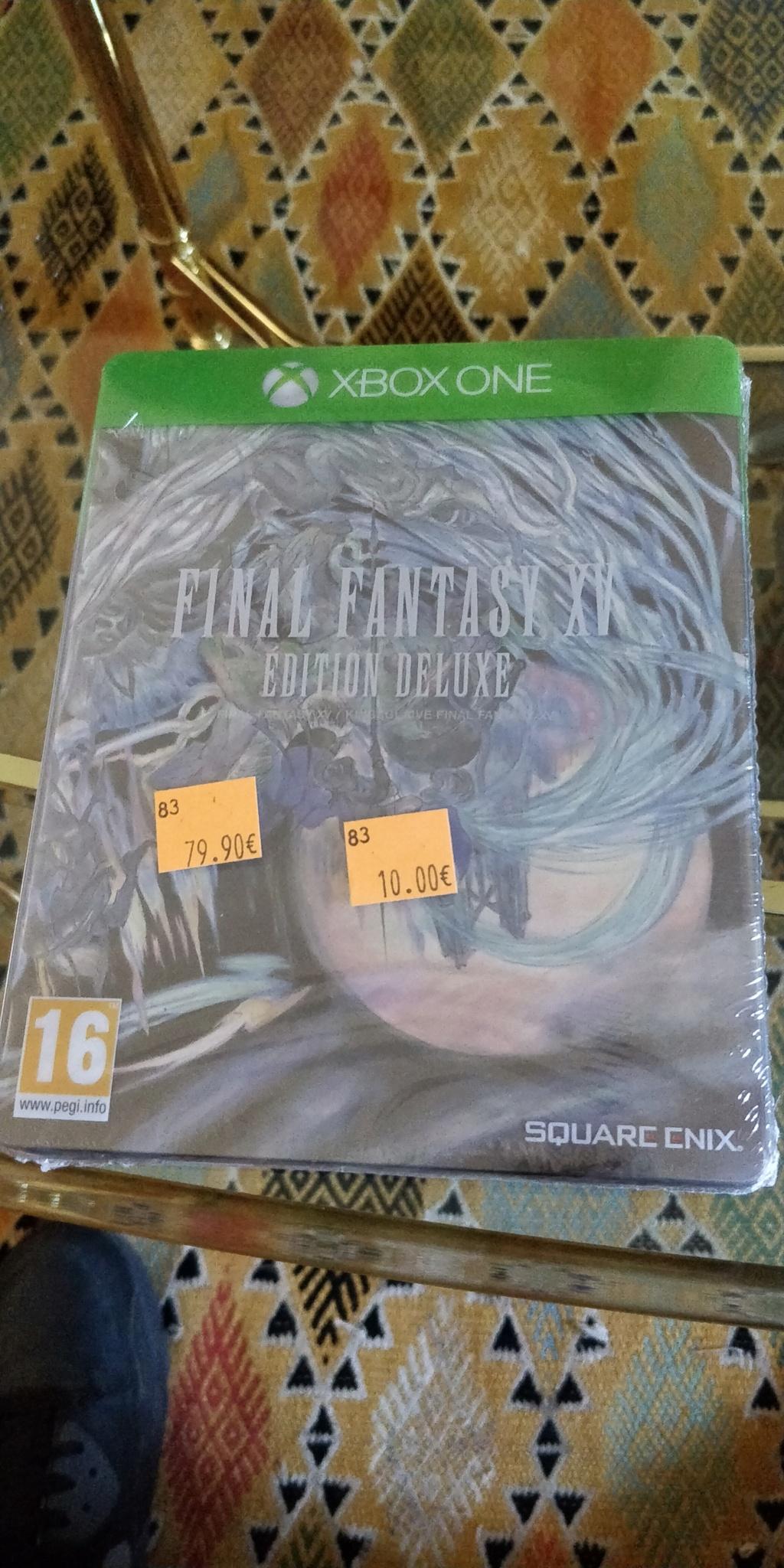 Projet de Full set Final Fantasy PAL FR 15301010