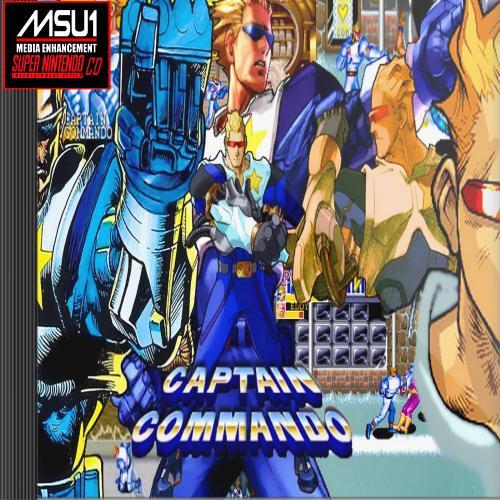 Captain Commando Capcam10