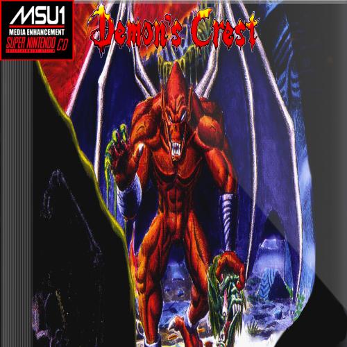 Demon's Crest Demons10