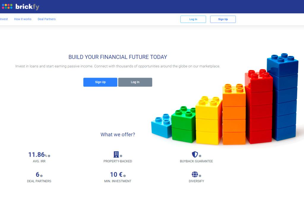 """Brickfy.com , un """" rastreator """" de originadores de otras plataformas. 312"""