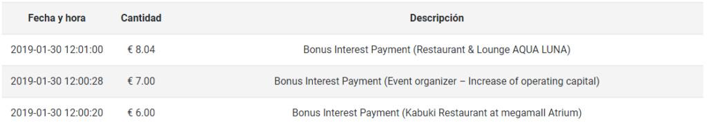 CASHBACK 1% EXCLUSIVO CROWDESTOR -+1% Cashback para usuarios nuevos durante 6 meses Sin_tz25