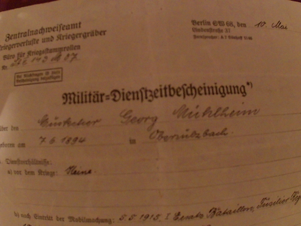 Document militaire Allemand Hbs00031