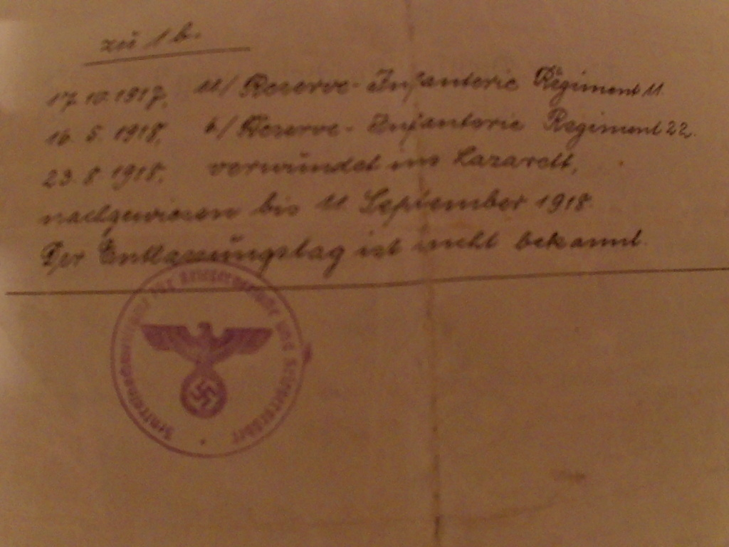 Document militaire Allemand Hbs00033