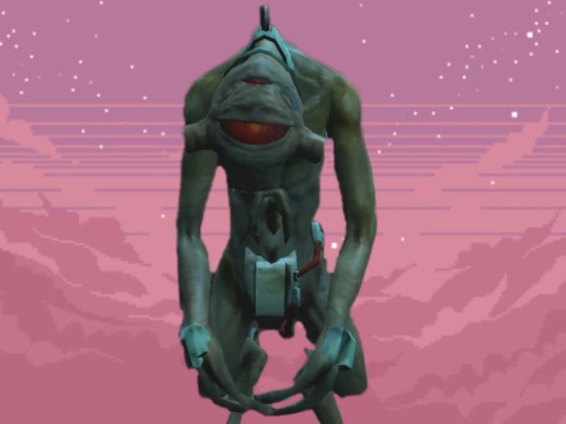 Ficha de personaje de un humilde vortigaunt, Xanx'Rak C4522610