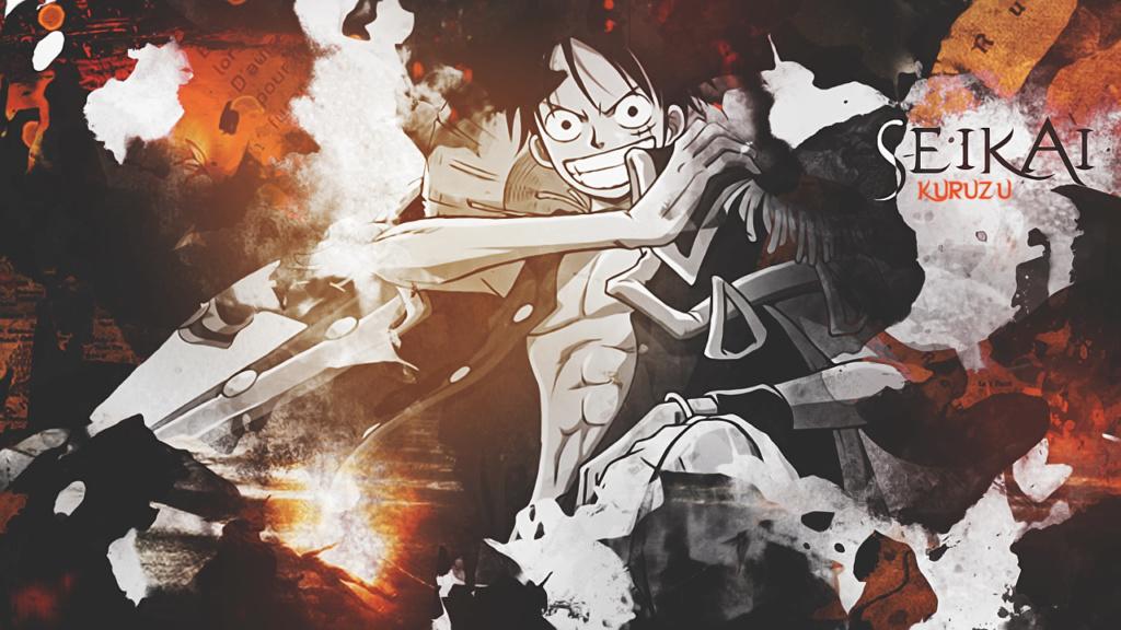[ZarKos] One Piece AMV - Sekai Kuruzu Seikai10