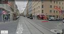 ПДД Австрии - знак главной дороги Velosi10